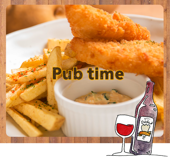Pub time